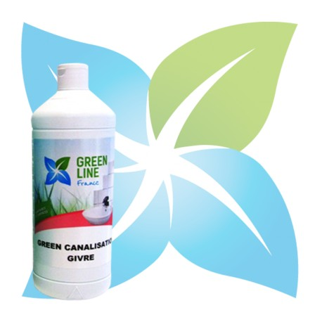 GREEN CANALISATION GIVRE (Flacon 1L)