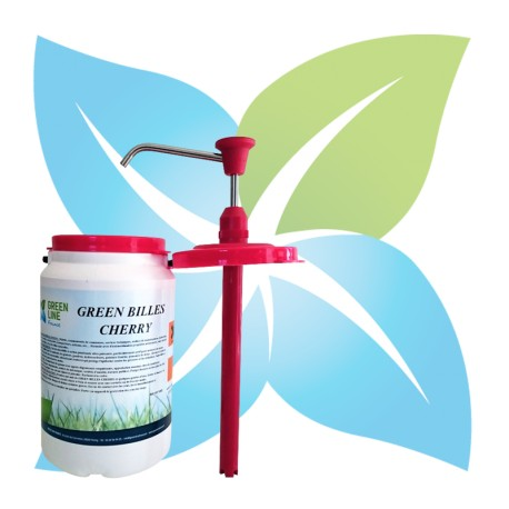 GREEN BILLES CHERRY (Seau de 3 kg)